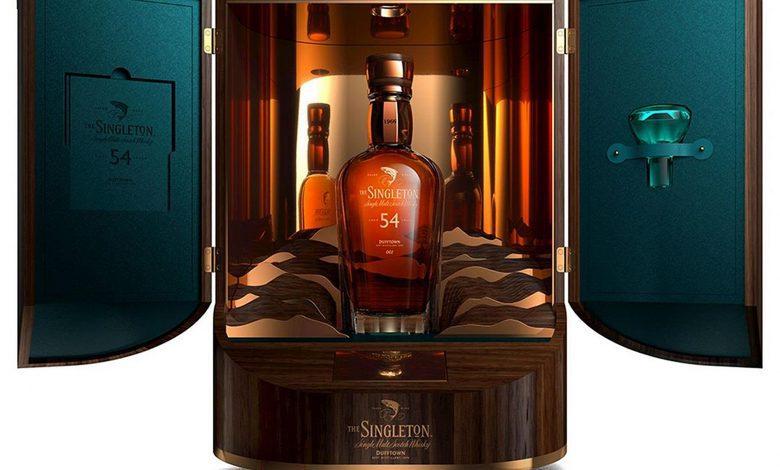 Whisky-ul vintage The Singleton, exclusivitate în fiecare sticlă de 40.100 de dolari