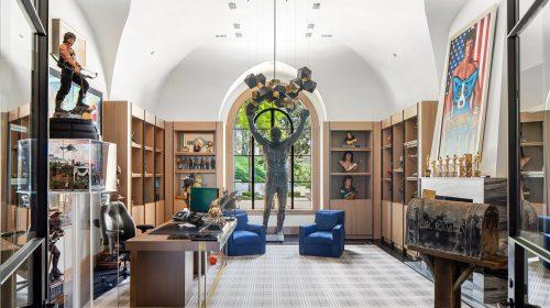 Sylvester Stallone reduce prețul conacului din Beverly Hills cu 25 de milioane de dolari