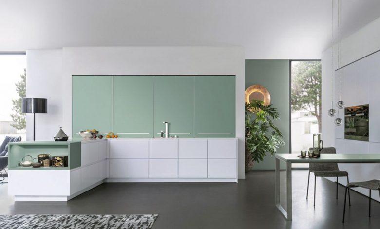 Le Corbusier by LEICHT pentru bucătăria ta KUXA studio!
